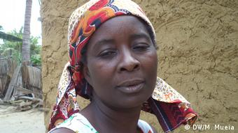 Mosambik Anifa Paz, Aktivistin in Zambézia