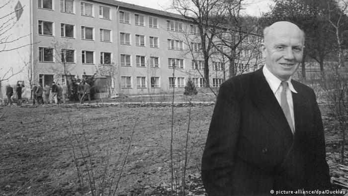 Friedrich von Bodelschwingh (picture-alliance/dpa/Ducklau)