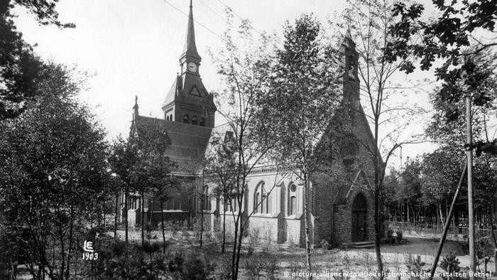 Erste deutsche Arbeiterkolonie wird 125 (picture-alliance/dpa/Bodelschwinghsche Anstalten Bethel )
