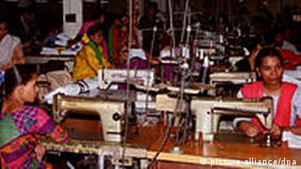 Most garment workers in Bangladesh are women