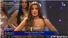 Screenshot Mi Canal Peru | Miss Peru