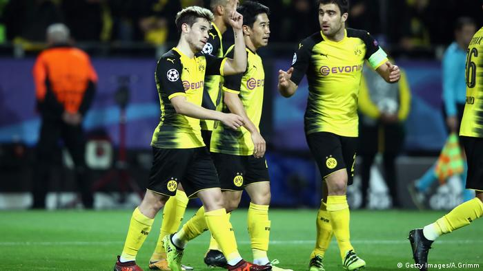 Fußball-Champions League: BVB - APOEL Nikosia (Getty Images/A.Grimm)