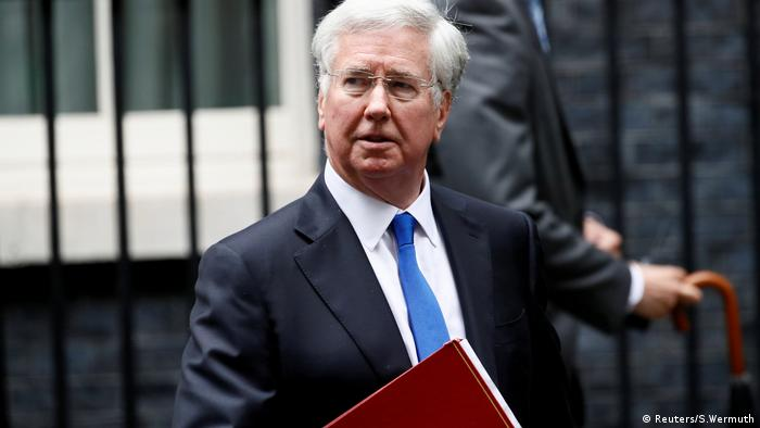 Michael Fallon (Reuters/S.Wermuth)