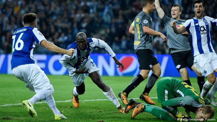 Porto beat Leipzig to keep qualification hopes alive