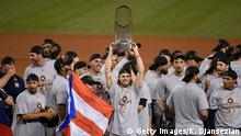 USA MLB Houston Astros v Los Angeles Dodgers Finale