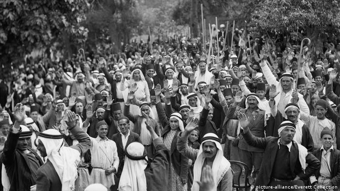 The Arab Revolt followed years of tension between Palestinan Arabs and the British civilian administration over its support of Jewish interests.