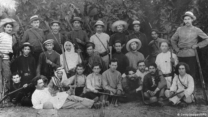 Jewish settlers in 1900 were part of a growing Zionist movement