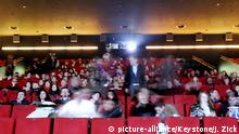 CineStar IMAX Berlin, Kinosaal (picture-alliance/Keystone/J. Zick)