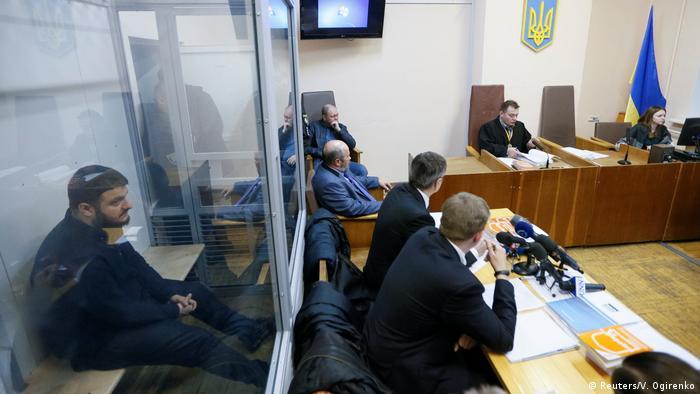 Засідання суду з обрання запобіжного заходу для Олександра Авакова у справі рюкзаків