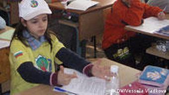 Kinder im Klassenzimmer (Foto: Vessela Vladkova)