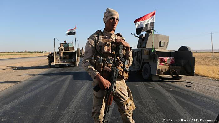 Iraqi forces have captured several contested areas previously under Kurdish control