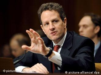 Timothy Geithner (Foto: dpa)
