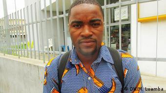 Angola Fernando Gulengue