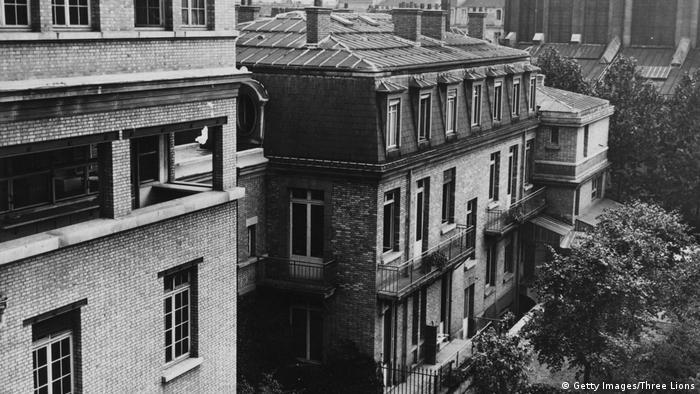 Instituto do Rádio em Paris