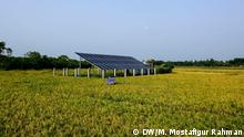 Renewable energy of Bangladesh The long term average sunshine data indicates that the period of bright sunshine hours in the coastal regions of Bangladesh varies from 3 to 11 hours daily (c) DW/Muhammad Mostafigur Rahman