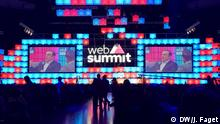 Web Summit 2016 Hauptbühne