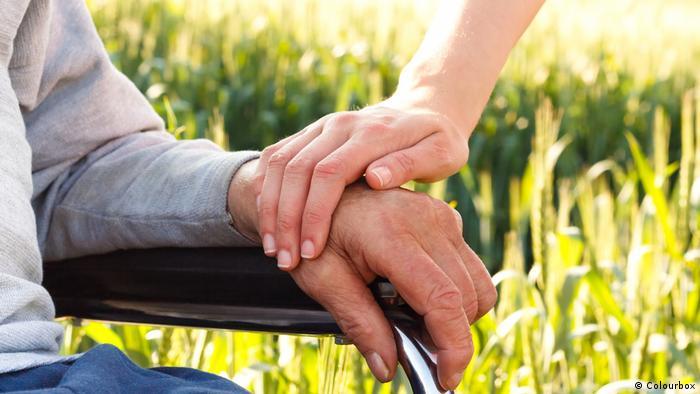Alzheimer und Pflege
