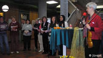 Teilnehmer Sarah-Hagar-Initiative Ruhrgebiet