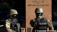 Mazedonsiches Gericht verurteilt 33 Albaner wegen Terrorismus