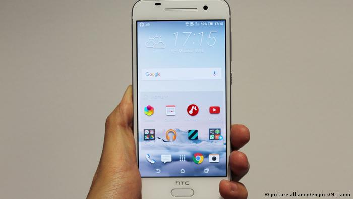 Android HTC One A9 Marshmallow (picture alliance/empics/M. Landi)
