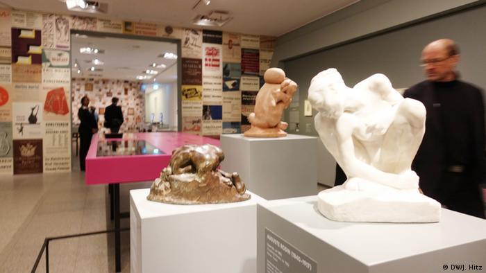 На выставке в Бонне