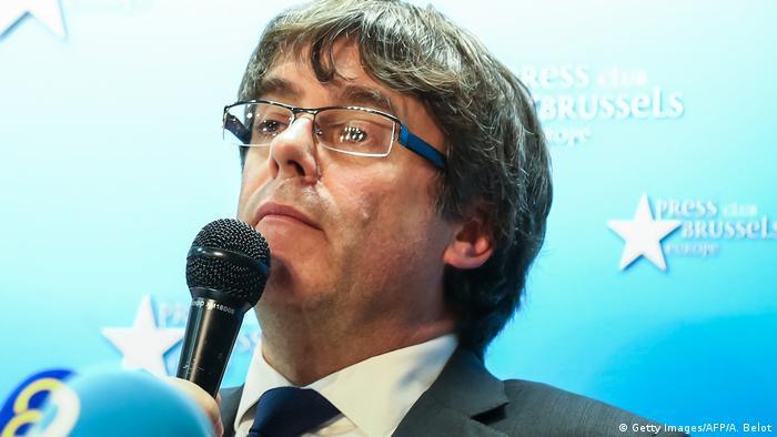 Justicia belga aplaza decisión sobre entrega de Puigdemont a España