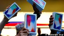 Australien Erste Kunden kaufen iPhone X