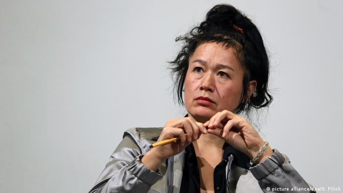 Hito Steyerl (picture alliance/dpa/S. Pilick)