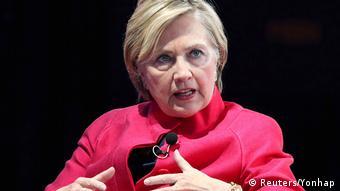 Hillary Clinton: acusada de estridente