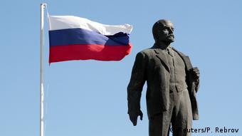 Bildergalerie Oktoberrevolution Denkmäler Krim