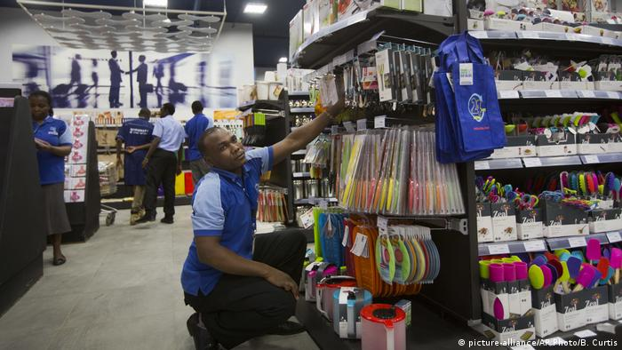 Nakumatt (picture-alliance/AP Photo/B. Curtis)