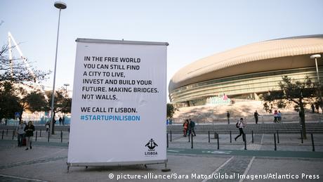 Στη Λισαβόνα χτυπά η καρδιά της καινοτομίας