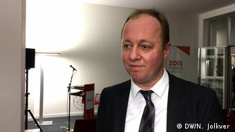 Ян Клаас Берендс, немецкий историк, специалист по Восточной Европе в Центре исследований современной истории в Потсдаме