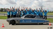 Germany's climate innovators: A sunny future for e-cars?