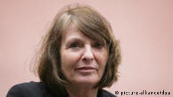 Die Schriftstellerin Monika Maron (Foto: dpa)