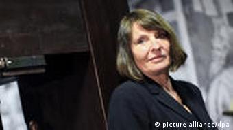 Die Schriftstellerin Monika Maron Porträtfoto