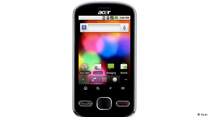 E140 Android Eclair (Acer)