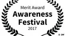 Auszeichnungen von Festivals für die DW-eigene Doku GIER