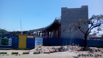 Bauarbeiten: Brücke zwischen Maputo und Katembe