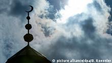 Symbolbild Moschee Minarett