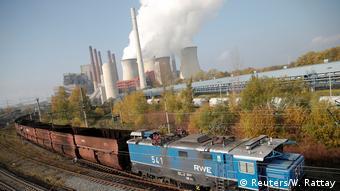 Deutschland Klima Garzweiler RWE Neurath