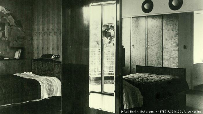 Das Haus Schminke (AdK Berlin, Scharoun, Nr.3757 F.124/110 , Alice Kerling)