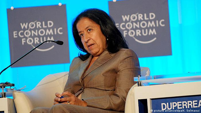 Lubna S. Olayan (picture alliance/dpa/K. Selmaoui)