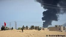 Irak, Shiite Popular Mobilization Forces (PMF) ziehen in Richtung der Stadt Al-Qaim vor