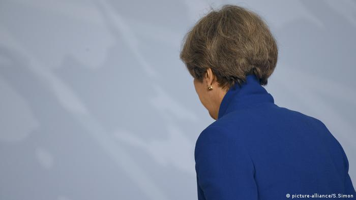 Theresa May (picture-alliance/S.Simon)