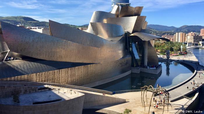 Bilbao Guggenheim Museum (DW/K. Laube)