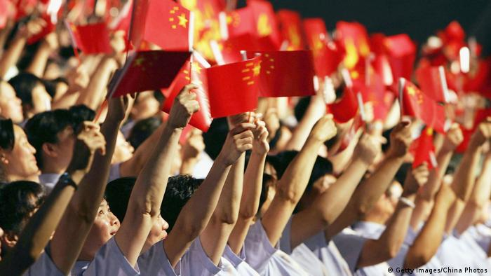 China Gesangskontest (Getty Images/China Photos)
