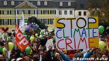 UN-Klimakonferenz 2017 in Bonn | Demonstration & Protest