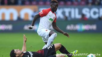 1. Bundesliga 11. Spieltag | FC Augsburg - Bayer 04 Leverkusen