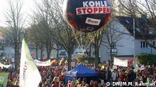 Demonstrationen und Proteste in Bonn am 04.11.2017 DW, Muhammad Mostafigur Rahman